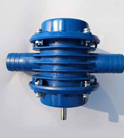 LIXUDECO Bomba de Agua de Taladro de Altas Prestaciones autocebante de Mano eléctrico de la Bomba de Agua sumergibles Micro Motor Ultra Hogar Jardín centrífuga de la Bomba Mini (Voltage : Other)