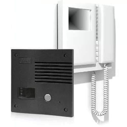 Golmar 11758016A Videoportero Kit SV-801 SE GRF, 12 V