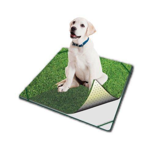 Pooch Pads Indoor Turf Dog Potty, Traveler, Small/18