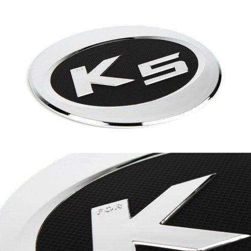 Chrome Gas/Fuel Door Cap Molding Trim Cover for 2011 2012 2013 Kia Optima