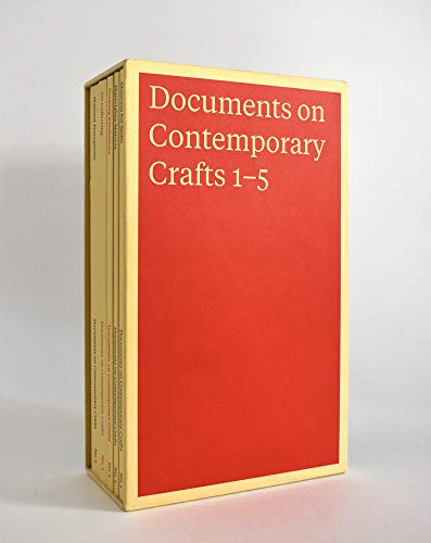 Compare Textbook Prices for Documents on Contemporary Crafts 1-5  ISBN 9783897905801 by André Gali & Hege Henriksen - Norwegian Crafts