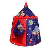 Alomejor Kinder Spielzelt Kinder Zelt Tragbare Spielzeugzelt mit Aufbewahrungstasche für
