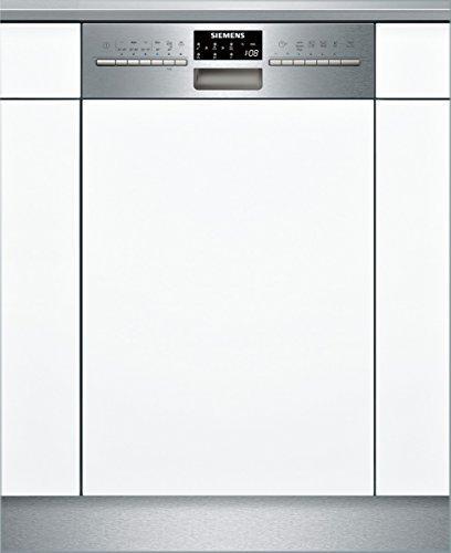 Siemens SR56T557EU iQ500 Geschirrspüler Teilintegriert / A++ / 197 kWh/Jahr / 9 MGD / 2380 L/Jahr / AquaStop / DosageAssist