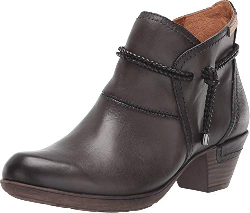 PIKOLINOS Women's Rotterdam 902-8775 Lead Ankle Boot 8.5-9 M US