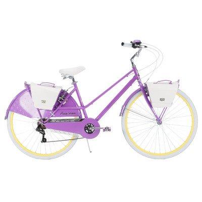 "Huffy Bicycle Women's 700C Supreme Modern Cruiser Bike, 26""/Large"