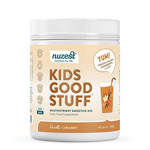 Nuzest Kids Good Stuff Multivitamin Smoothie (Vanilla Caramel, 675g)