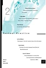 [(Textual Practice: Vol 9)] [Author: Lindsay Smith] published on (June, 1997)