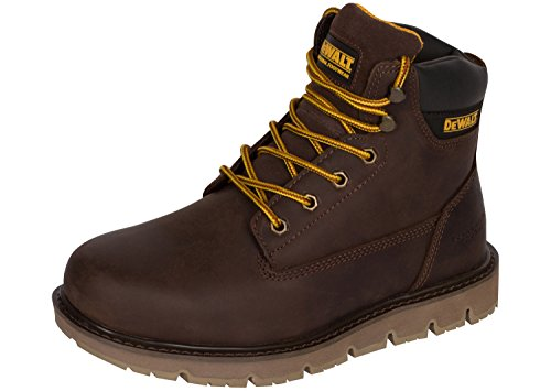 DEWALT Men's Flex Wedge Steel Toe Work Boot, Style NO. DXWP10023, Palm Crazy, 9