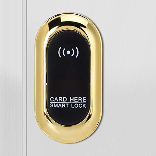 Inductieslot, waterdichte riemstijlkaart met laagspanningsalarm en intelligente identificatie voor zwembaden Sauna Zwemplekken Gym Lockers Hotels
