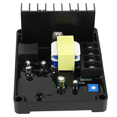 Eurobuy Regulador de Voltaje Automático Gb160 Avr 110 / 220V Ac para Alternador St Monofásico de Cepillo
