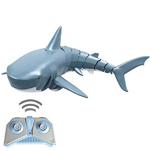 SSBH 2.4G control remoto de 4 canales de tiburón (protección a prueba...