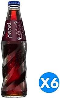 Pepsi Diet Shrink Wrap Bottle, Pack of 6 - 250 ml