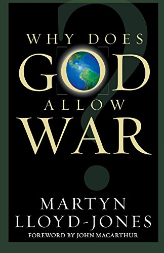 Image of Why Does God Allow War?