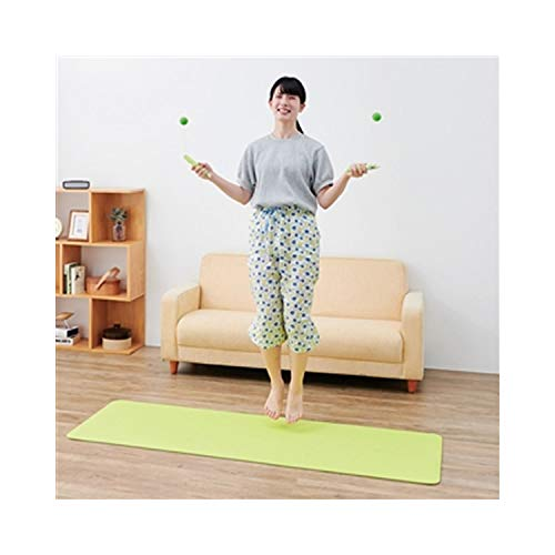 タニタ(TANITA)タニタサイズカロリージャンプTS-960(グリーン)消費カロリー付きなわとび