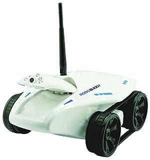 Swift Stream Robobuddy Wireless Remote Control Vehicle, White (B01FZB6NHW) | Amazon price tracker / tracking, Amazon price history charts, Amazon price watches, Amazon price drop alerts