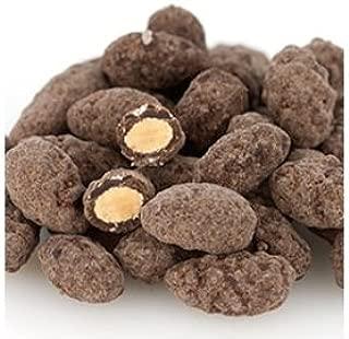 Dark Chocolate Turbinado Sea Salt Almonds (15 LB)