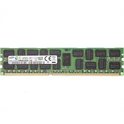 Samsung DDR3-1600 16GB/2Gx72 ECC/REG CL11 Samsung Chip Server Memory (M393B2G70DB0-YK0)