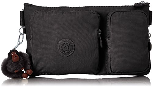 Kipling PRESTO UP Riñonera interior, 28 cm, 1 litro, Negro (True Black)