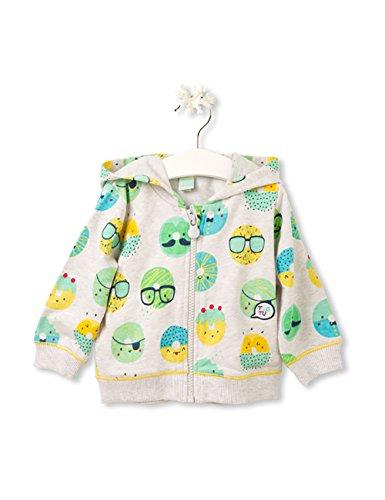 Tuc Tuc 48394 Sudadera con Capucha, Multicolor (Unico), 104 (Tamaño del Fabricante:5A) para Bebés