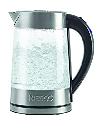 Review of the Nesco GWK-02 Electric Glass Kettle- Looks Good, Works Great