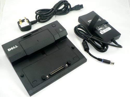 Dell E - Port Replikator Dockingstation mit 130W Netzteil PR03X, P/n:PW380 Latitude E4200,Latitude E4300,Latitude E5400,Latitude E5500,Latitude E6400,Latitude E6400 Atg, Xfr (Runderneuert)