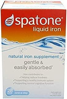 Spatone - Spatone 100% Natural Iron Sup   28 sachet