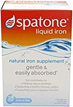 Spatone - Spatone 100% Natural Iron Sup | 28 sachet