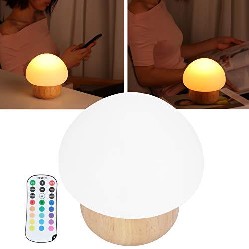 Luz nocturna, luz suave y relajante USB Luz nocturna para el hogar para fiestas