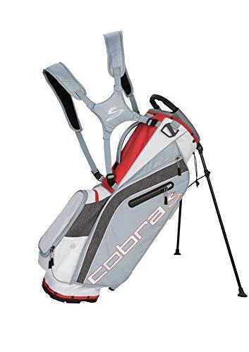 Cobra Golf 2019 Ultralight Stand Bag (Black)