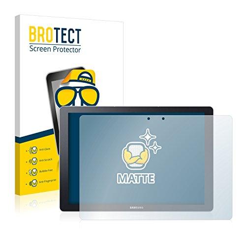 BROTECT 2X Entspiegelungs-Schutzfolie kompatibel mit Samsung Galaxy TabPro S Bildschirmschutz-Folie Matt, Anti-Reflex, Anti-Fingerprint