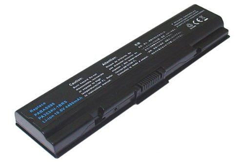 AboutBatteries Batterie pour Toshiba Satellite L500-1RN, 10.8V, 4400mAh, Li-ION