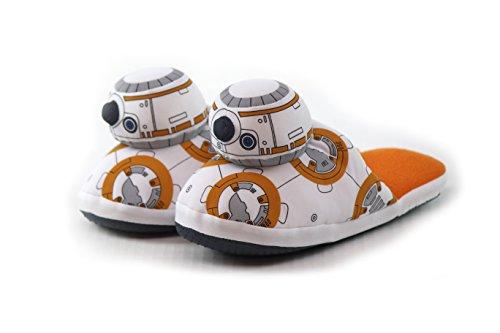 6. Star Wars BB-8 Slippers