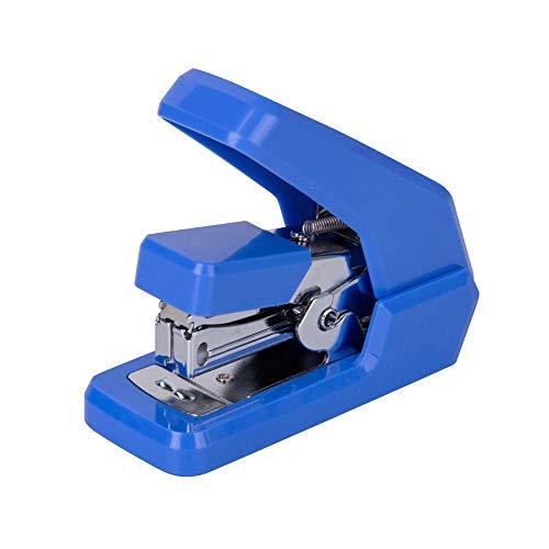 YHDNCG Grapadora, grapadora estándar, grapadora de papel, suministros de oficina escolar, papelería, grapadora de escritorio, accesorios de oficina