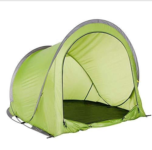 dylisy Bootszelt Outdoor-Zelt Camping 3-4 Personen Wild Beach Zelte Drop Zelte Kostenlos zum BAU von Speed Open Zelt 290 × 200 × 130Cm