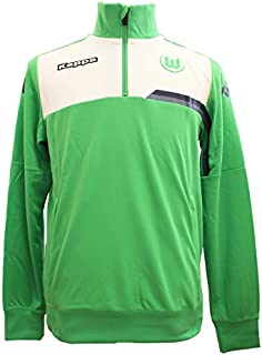 VfL Wolfsburg Trainings Sweatjacke Saison 2015/2016
