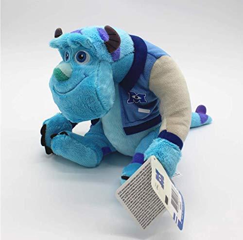 WFORGETT Monstruos University Sulley Sullivan Peluche Animales de Peluche Bebé Niños Juguete Suave para niños