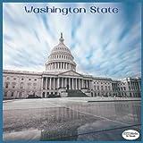 Washington State Calendar 2022: 16 Month Squire Calendar 2022
