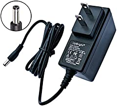 UpBright 12V AC/DC Adapter Compatible with Yamaha Piaggero NP-32 NP-12 YPT-255 DTX DTX502 DTX520 DTX530 DTX540 TENORI-ON YPP-35 PA-M8 WX5 SLG200S SVC-20 PSR-12 P85 DD-11 PSR-7 61-Key Piano Keyboard