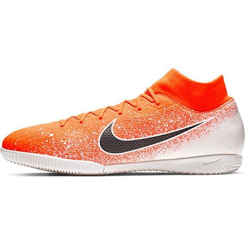 Nike Superfly 6 Academy IC - Crimson-White 11