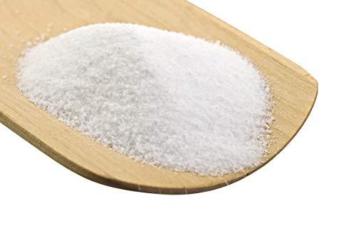 25kg Meersalz fein, ohne Antiback, Salz, aus Salzwasser, 1mm Körnung, zum Backen und Kochen