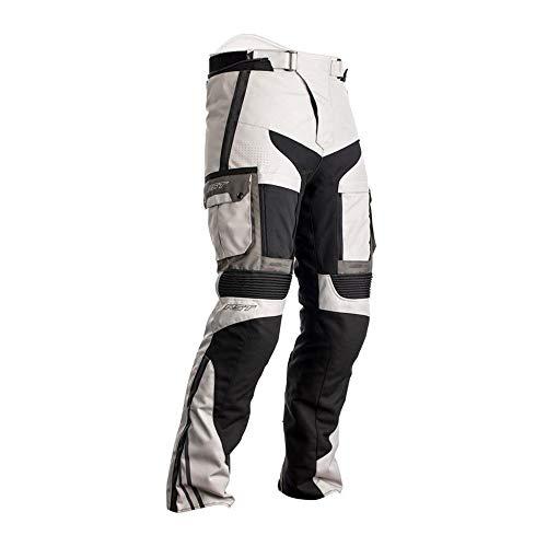 RST Pantalon de moto Pro Series Adventure-X CE gris plateado EU42