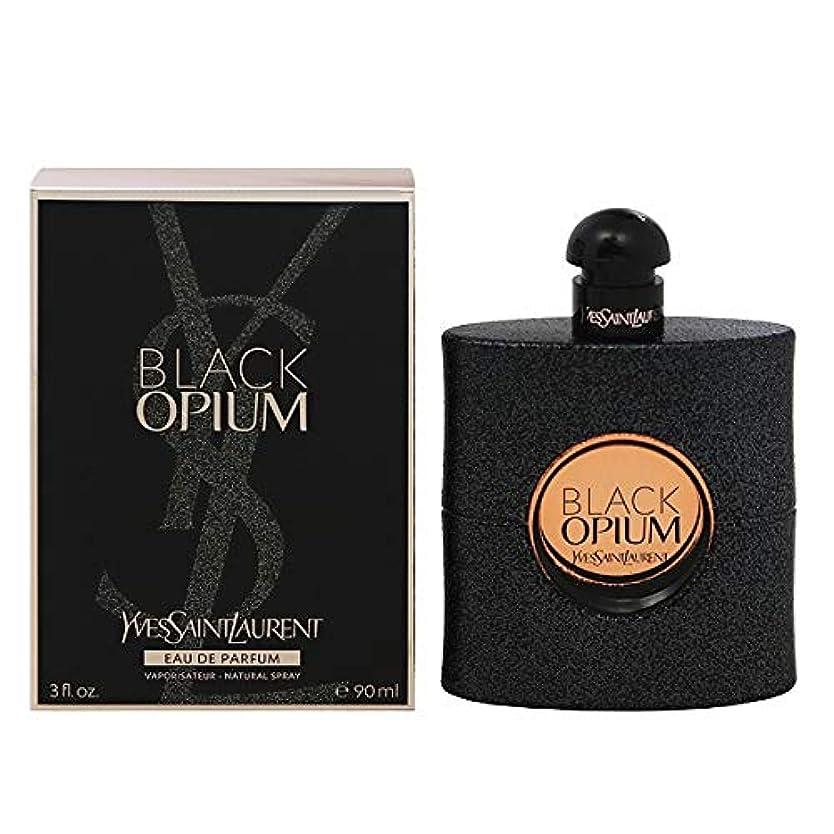 多様体最大確かなブラック オピウム オーデパルファム?スプレータイプ 90ml 【イヴサンローラン】 [並行輸入品]