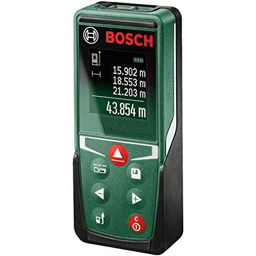 Bosch Laser Entfernungsmesser UniversalDistance 50 (Messbereich: 0,05 – 50 m, im Karton)