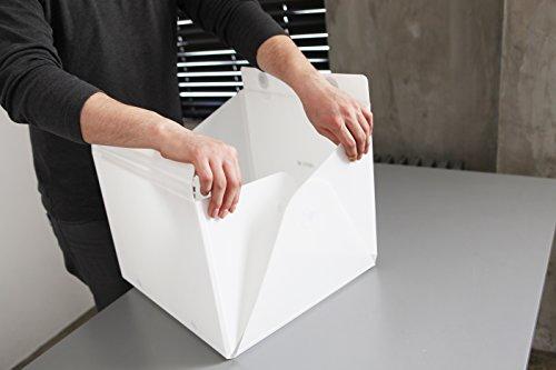 Foldio – 15″ Folding Portable Lightbox Studio