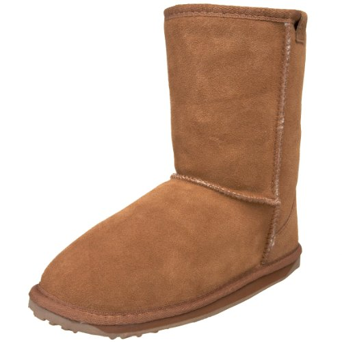 EMU Australia Wallaby Classic Lo Boot (Toddler/Little Kid/Big Kid),Chestnut,11 M US Little Kid