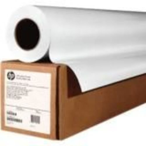 HP Bright White Inkjet Paper, 3-in Core- 24in x 500ft