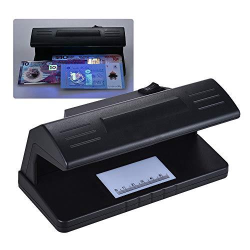 Détecteur de faux billets, contrôle l authenticité de billets avec lampe UV