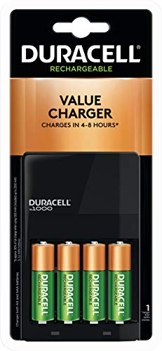 Procter & Gamble DURCEF14 Duracell Ion Speed 1000 Battery Charger
