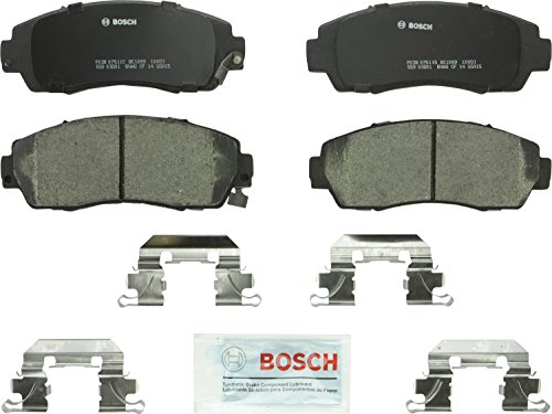 Bosch BC1089 Quiet Cast Premium Ceramic Disc Brake Pad