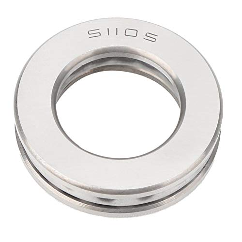 Hardware Parts, Thrust Bearing Smooth Operation Firm Plane Thrust Bearing Low Noise for Industrial Accessory